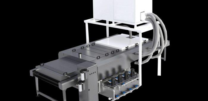 Vertikale- und Horizontale Glaswaschmaschinen