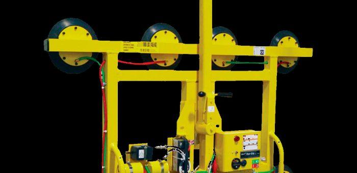 Wartung und TÜV – Prüfung von Vakuumhebegeräten